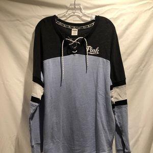 PINK L/S shirt
